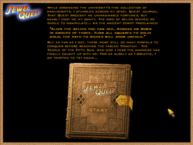 Jewel Quest Screenshot 1