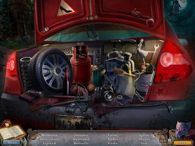 Cruel & Deadly Hidden Object 2 Pack large screenshot