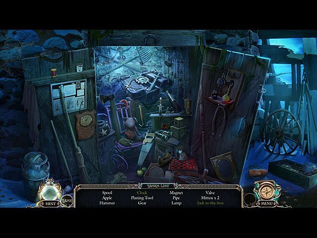 Riddles of Fate: Wild Hunt large screenshot