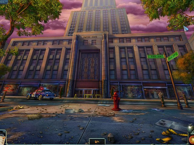 New York Mysteries: The Lantern of Souls Collector's Edition large screenshot