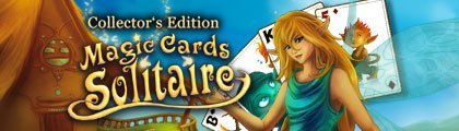 Magic Cards Solitaire Collector's Edition screenshot