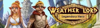 Weather Lord: Legendary Hero screenshot