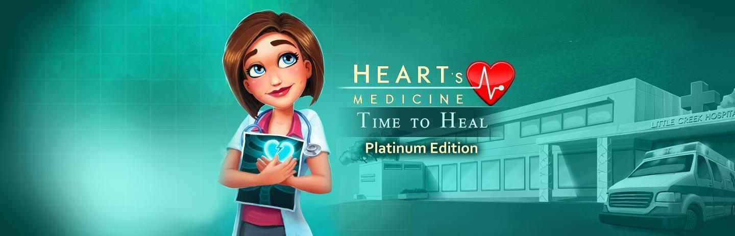 Heart's Medicine - Time to Heal Platinum Edition