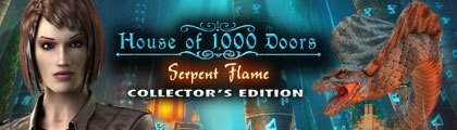House of 1000 Doors: Serpent Flame Collector's Edition screenshot