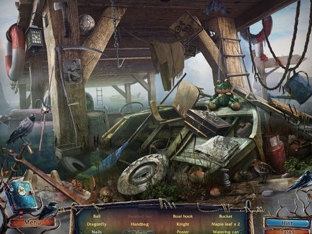 The Vanished Hidden Object 2 Pack large screenshot