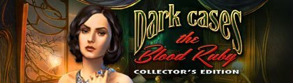 Dark Cases: The Blood Ruby Collector's Edition screenshot
