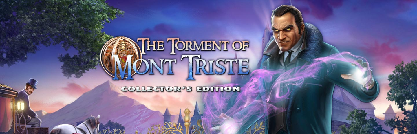 The Torment of Mont Triste Collector's Edition