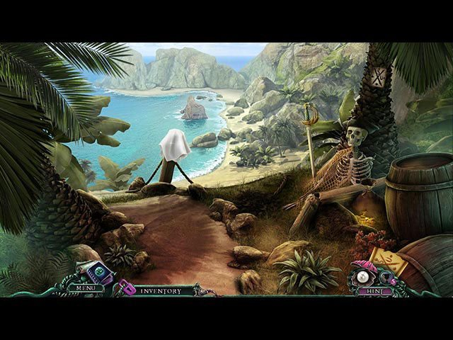Sea of Lies: Mutiny of the Heart Collector's Edition large screenshot