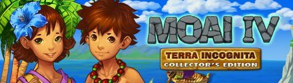 Moai IV: Terra Incognita Collector's Edition screenshot