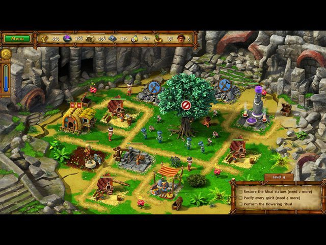 Moai IV: Terra Incognita Collector's Edition large screenshot