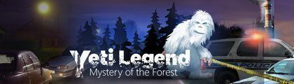Yeti Legend: Mystery of the Forest screenshot