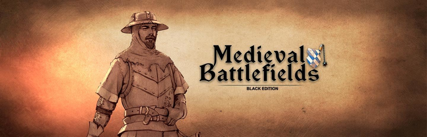 Medieval Battlefields - Black Edition