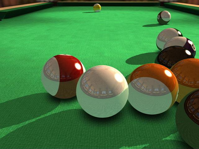 3D Pool - Billiards & Snooker large screenshot