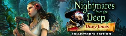 Nightmares from the Deep: Davy Jones Collector's Edition screenshot