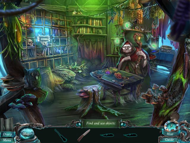 Nightmares from the Deep: Davy Jones Collector's Edition large screenshot