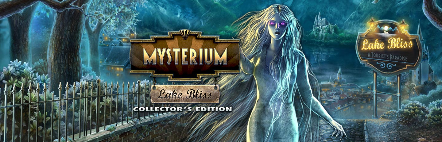 Mysterium: Lake Bliss Collector's Edition