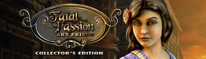 Fatal Passion: Art Prison Collector's Edition screenshot