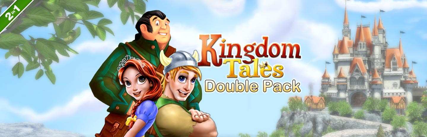 Kingdom Tales Double Pack