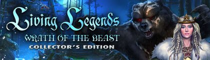 Living Legends: Wrath of the Beast Collector's Edition screenshot