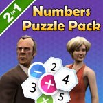 Numbers Puzzle Pack