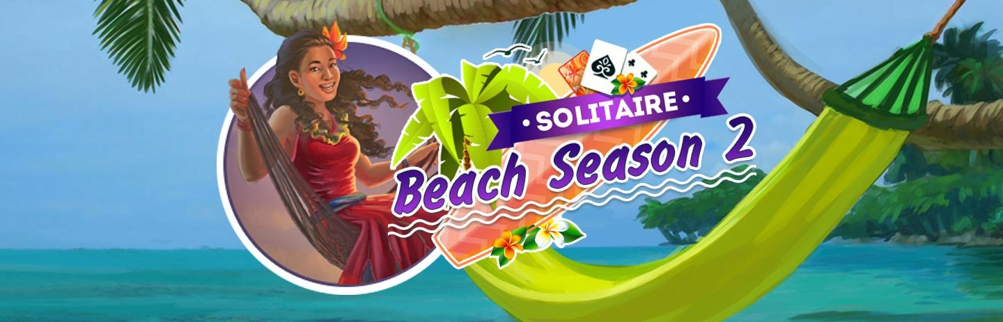 Solitaire: Beach Season 2