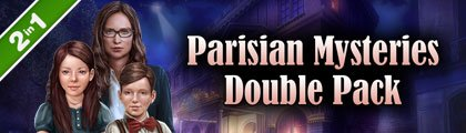 Parisian Mysteries Double Pack screenshot