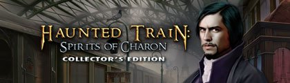 Haunted Train: Spirits of Charon Collector's Edition screenshot