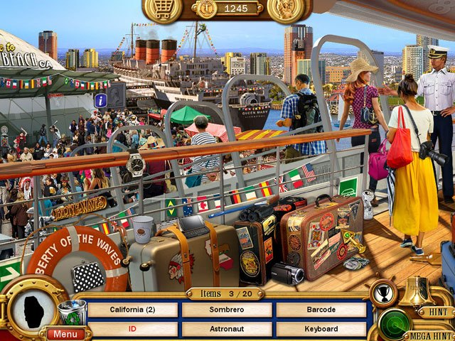 Vacation Adventures: Cruise Director 3 large screenshot