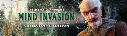 The Agency of Anomalies: Mind Invasion Collector's Edition screenshot