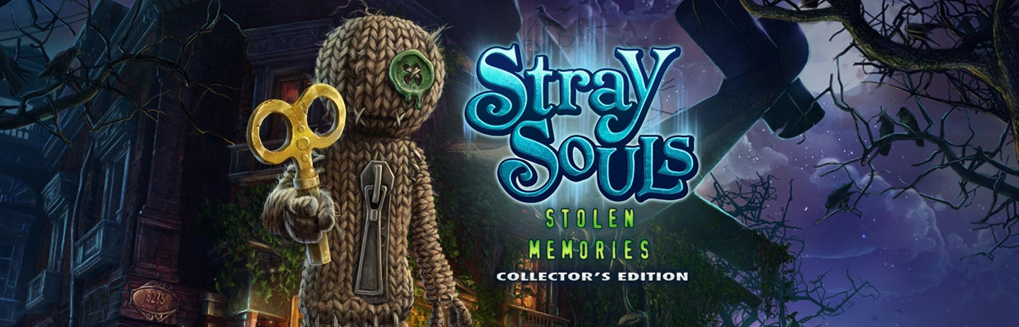 Stray Souls: Stolen Memories Collector's Edition
