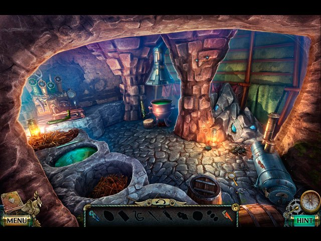 Darkness and Flame: Born of Fire Collector's Edition large screenshot