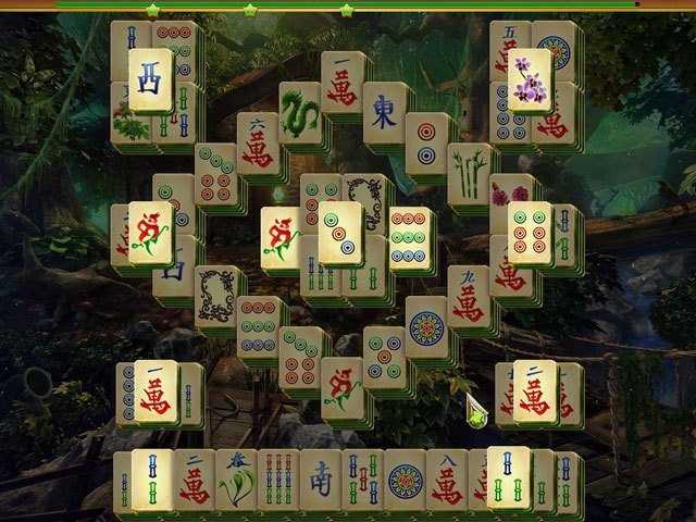 Lost Island - Mahjong Adventure large screenshot