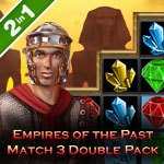 Empires of the Past Match 3 Double Pack