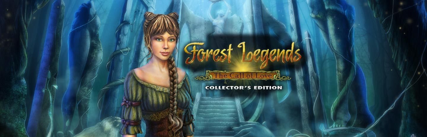 Forest Legends: Call of Love Collector's Edition