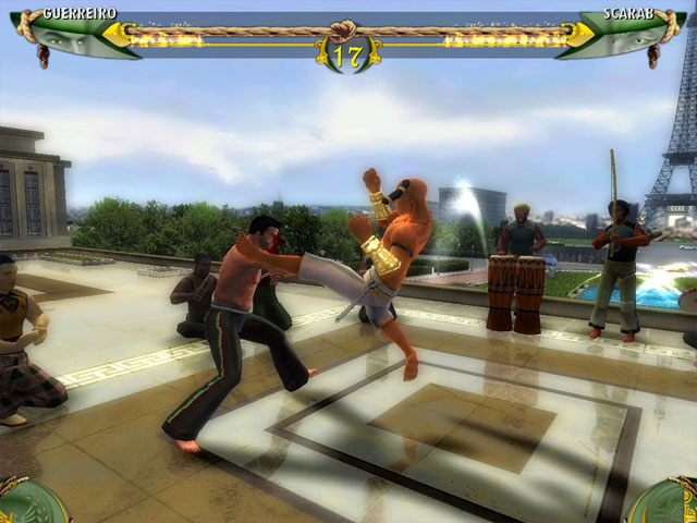 Martial Arts Capoeira large screenshot