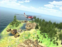 Island Flight Simulator thumb 1