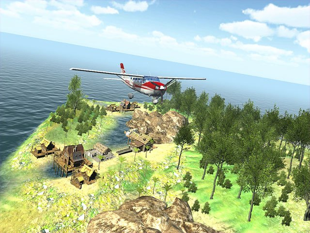 Island Flight Simulator large screenshot