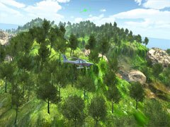 Island Flight Simulator thumb 3