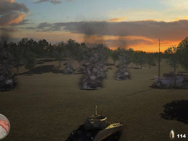 Military Life Tank Simulator large screenshot