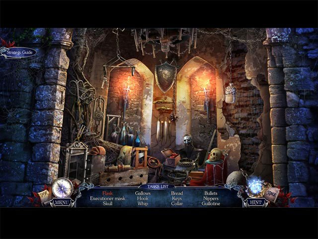Riddles of Fate: Into Oblivion Collector's Edition large screenshot