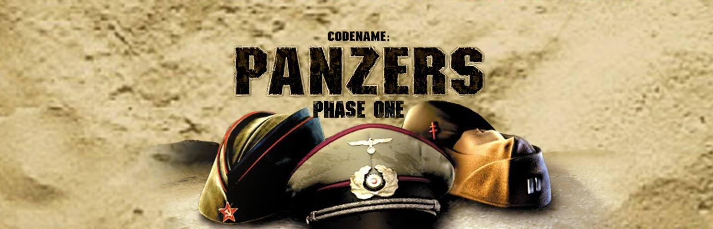 Codename Panzers Phase 1