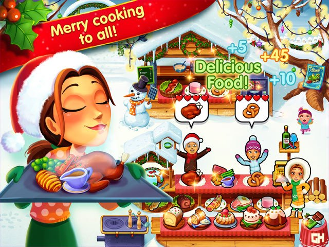 Delicious - Emily's Christmas Carol Platinum Edition large screenshot