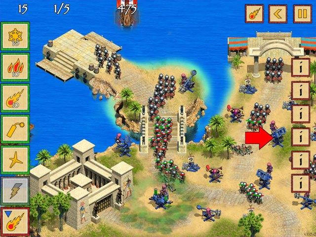 Defense of Egypt large screenshot