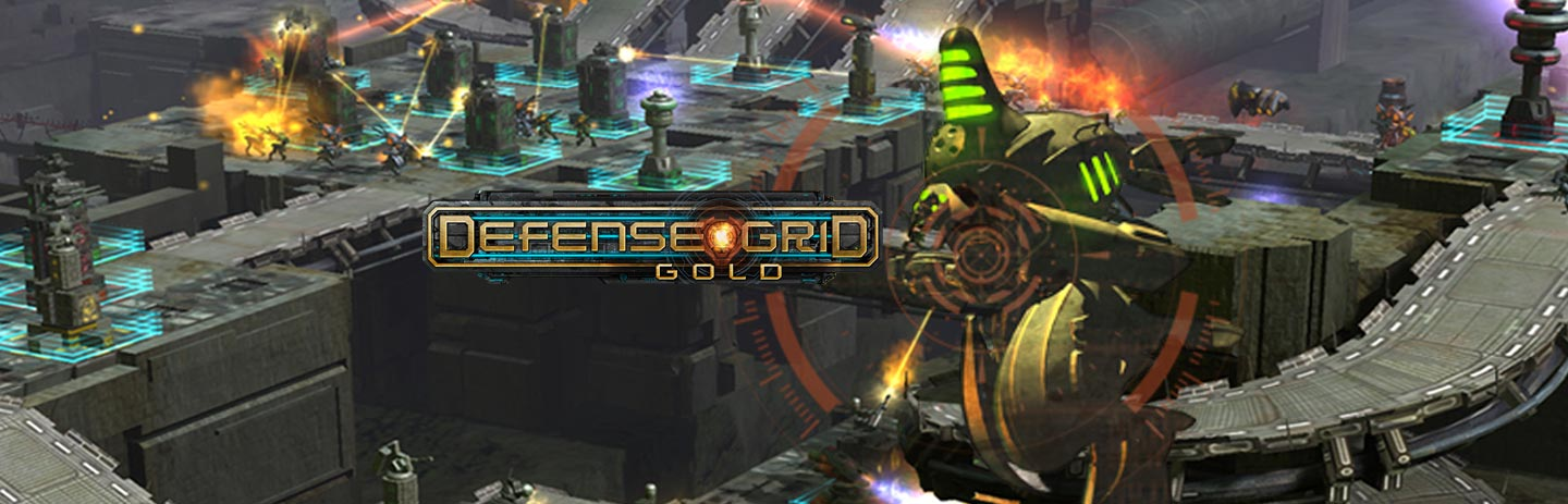Defense Grid Gold