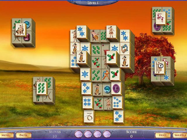 Mahjong Fortuna 2 large screenshot