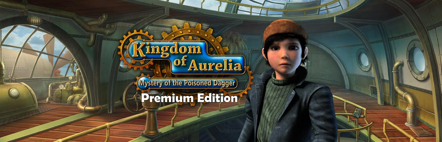 Kingdom of Aurelia: Mystery of the Poisoned Dagger Premium Edition