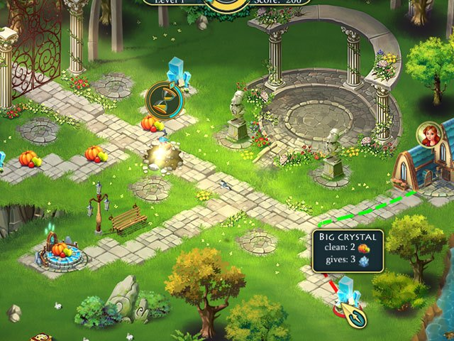 Elven Legend 3 - The New Menace Collector's Edition large screenshot