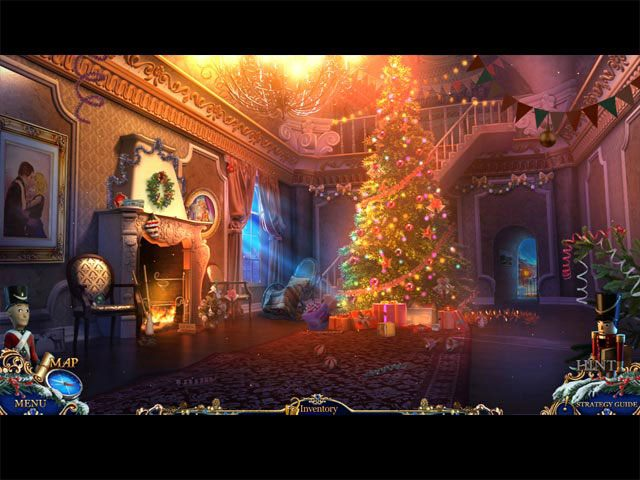 Christmas Stories 3: Hans Christian Andersen's Tin Soldier Collector's Edition large screenshot