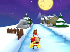 Running With Santa thumb 1
