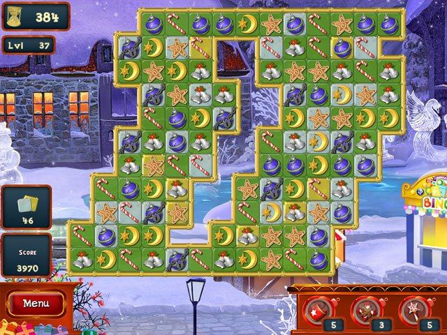 Christmas Puzzle 3 large screenshot